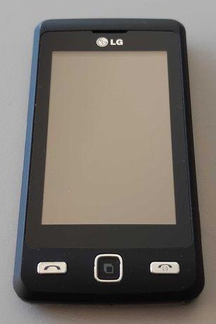 Telemóvel LG KP501 Cookie (Black)