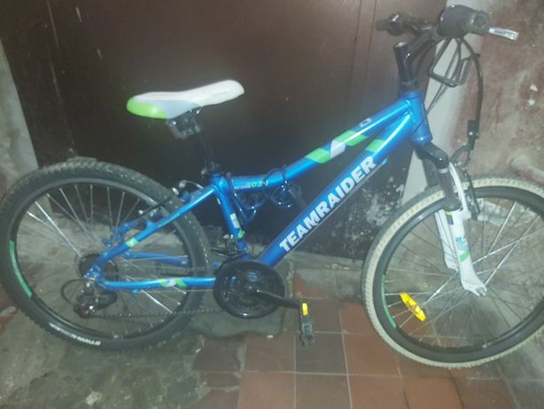 Rower 24 cali po jednym dziecku