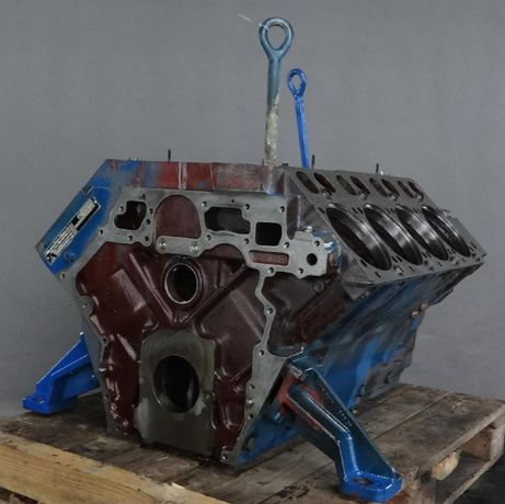 Blok silnika Deutz BF8M1015. Kombajn. Sieczkarnia agregat V8