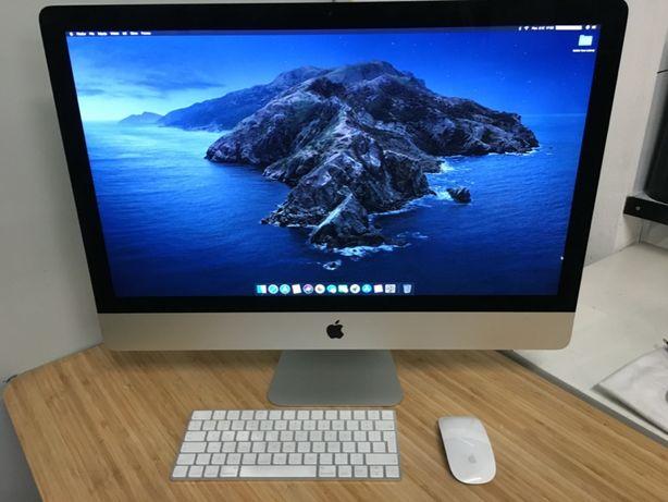 Apple iMac 27'' 2017 kupiony w 2019, Retina 5K/i5/8GB RAM/575 4GB/1TB