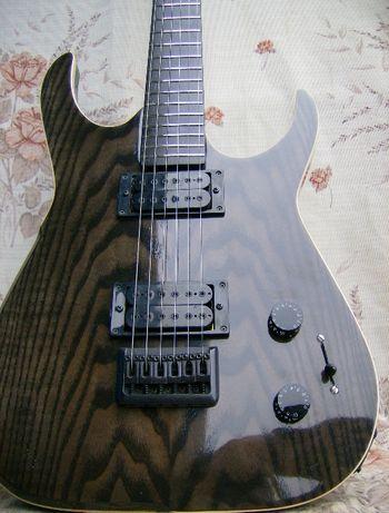 Изготовление и ремонт гитар