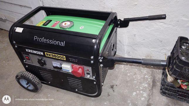 Agregat prądotwórczy kreisen rk98000