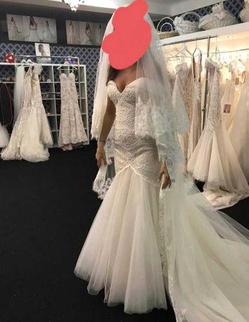 "Sukienka ślubna s/m rybka ""Nikolina Wedding Store"" VIENNA"