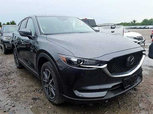 Запчасти Mazda CX 5 (Си Икс 5) 2017-2020 дверь четверть бампер РАЗБОР