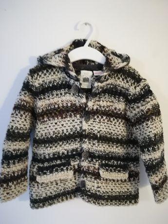 Sweter kardigan Zara rozm 92