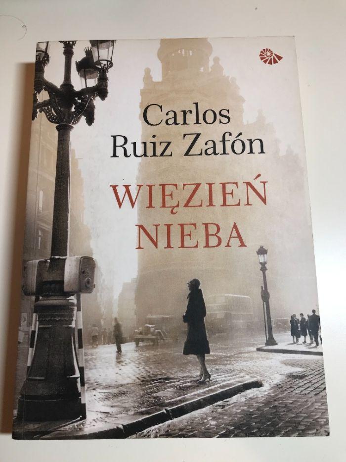 Carlos Ruiz Zafon - Więzień Nieba Warszawa - image 1