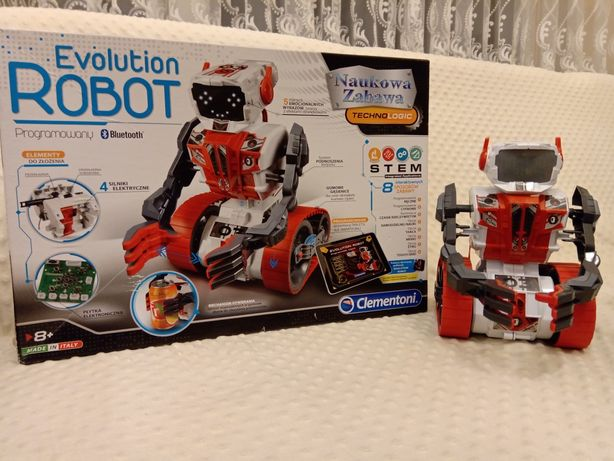Evolution robot Clementoni