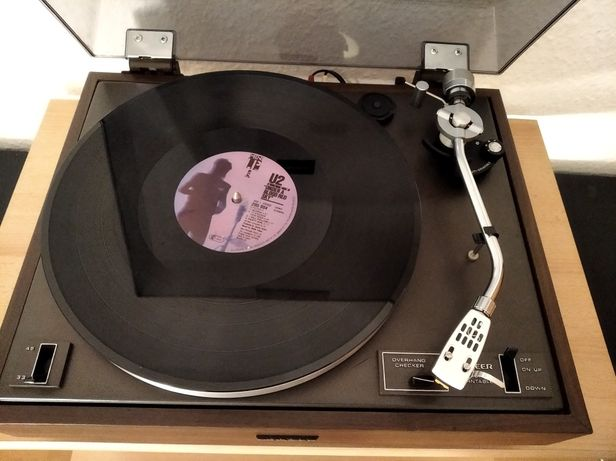 Pioneer PL12D gramofon