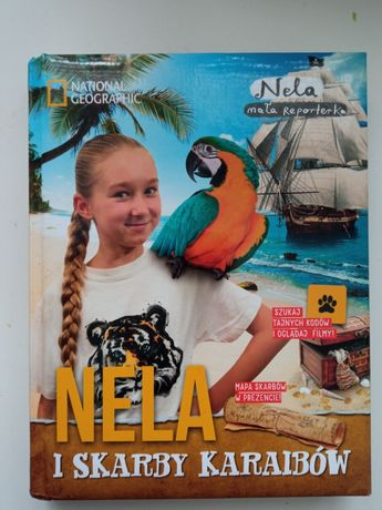 Nela i skarby Karaibów. Nela mała reporterka