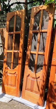 Продам деревянные двери, 2 шт