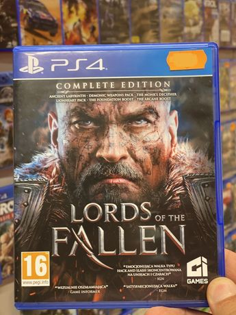 Lords Of The Fallen PL PS4 *Sklep Bytom