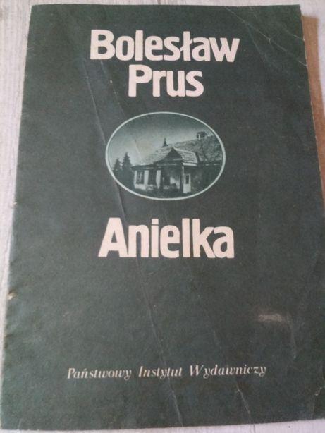 """""""Anielka"""" Bolesław Prus 1957r."""