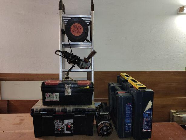 Комплект монтажника кондиционеров инструмент