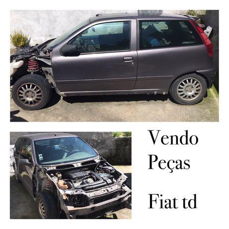 Fiat punto 1,7 TD