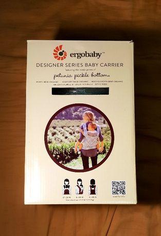 Эргономический рюкзак Ergo baby