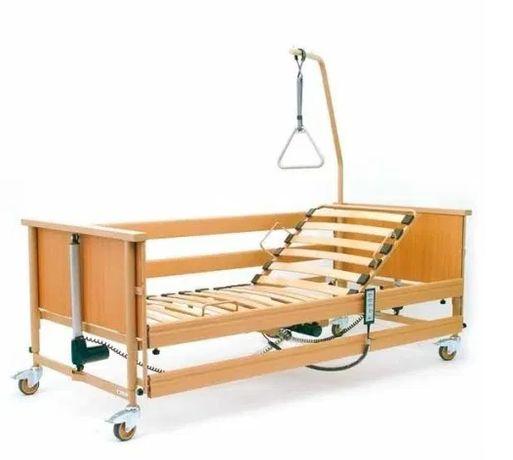VISAMED Wynajem łóżka rehabilitacyjnego dla chorych 120zł/miesiąc
