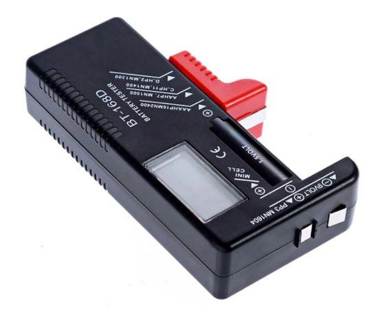 Универсальный Тестер элементов питания BT-168D цифровой