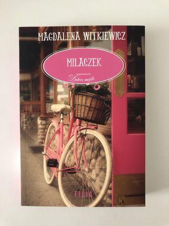 Milaczek. Magdalena Witkiewicz