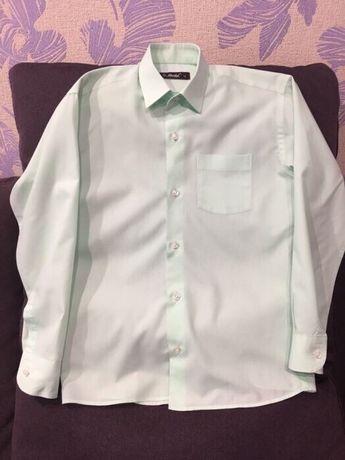 Школьная рубашка Herdal(Турция) на мальчика 12-14лет размер Age 11