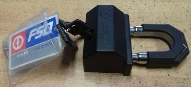 Kłódka car-lock PROMOCJA FSO ( car lok) blokada skrzyni