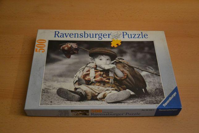 Ravensburger Puzzle 500 peças