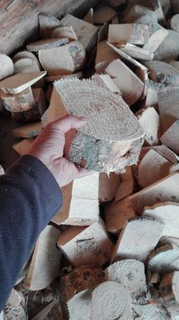 Drewno opałowe z transportem, klocki, zrzyny, podpałka, rozpałka, kora