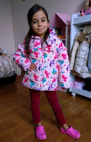 My little pony куртка курточка еврозима весна штани брюки Gap Zara