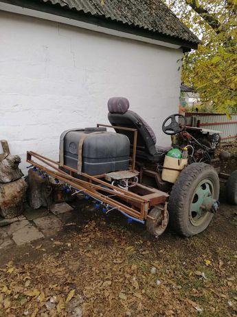 Продам трактор саморобный