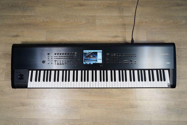 Продам KORG KRONOS x88 (+ клавишная стойка KS8190X)