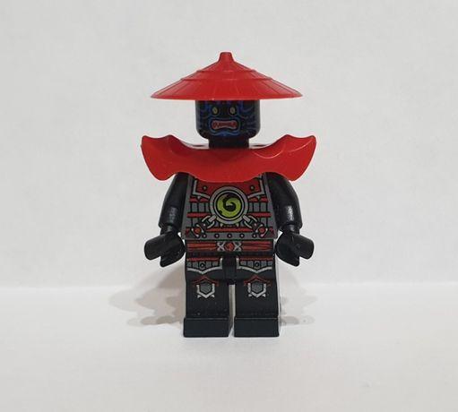 LEGO Ninjago Minifigurka njo077 Swordsman - Blue Face Markings