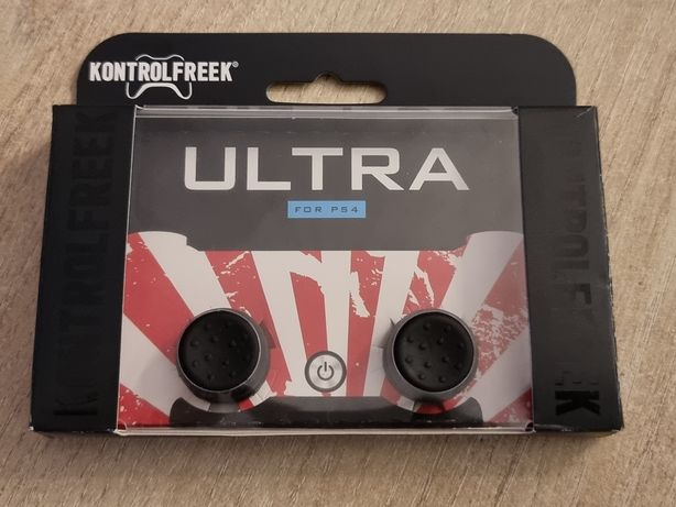 Nasadki KontrolFreek Ultra do pada PS4