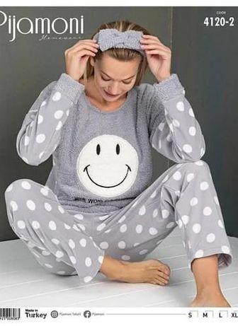Тёплая домашняя пижама