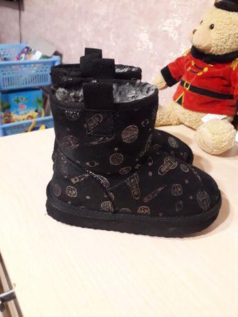 Зимние ботинки (угги) next