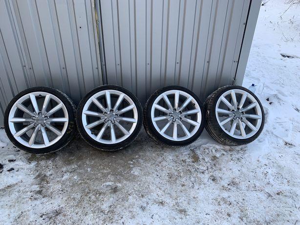 Диски Audi R19 5х112 ET43 8,5jx19, A6 C7, Q7, Q5