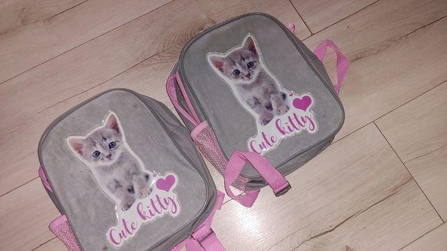 Plecak plecaczki dla dziewczynki