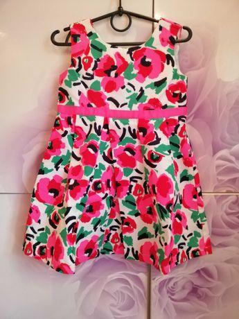 Новое платье на 4 года