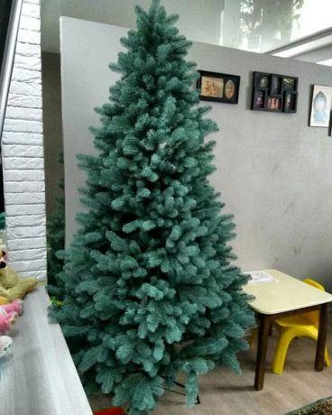 Искусственная новогодняя елка + подарок