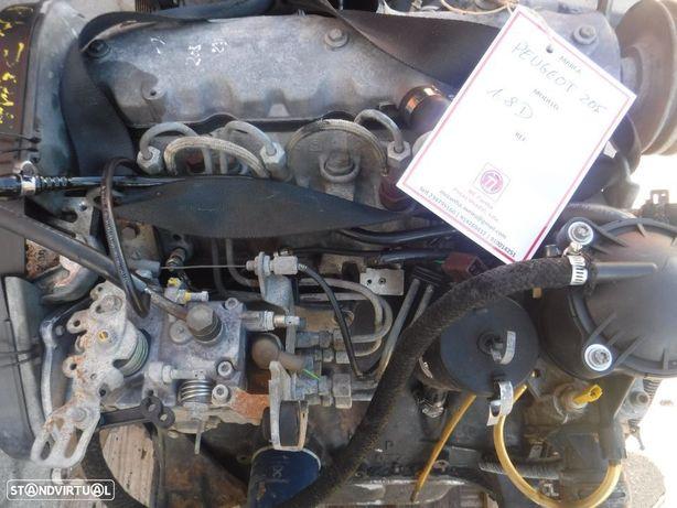 Motor Peugeot 205 1.8D