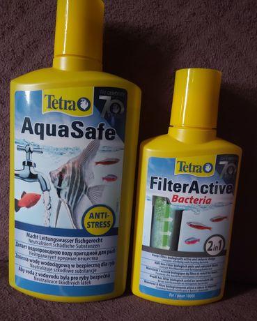 TETRA bacteria 2w1 250ml,Tetra Aquasafe 500ml