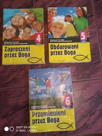 Podręczniki do religii 4-6