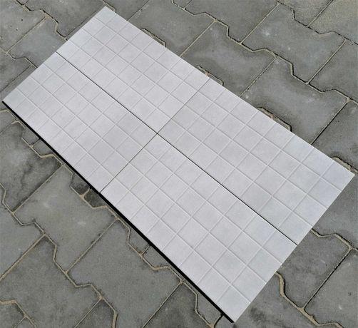 Płytki ścienne inwestycyjne Vesta Grey Square 20x40 G.1