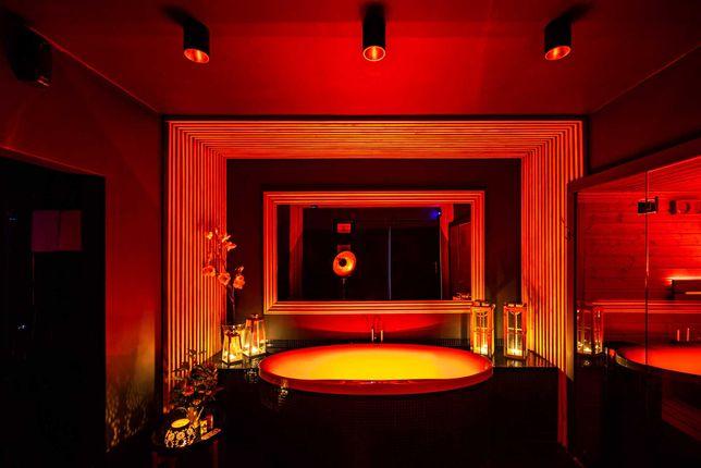 Spa Love Apartament Sauna Jacuzzi  Weekendowy reset dla par