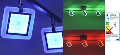 Listwa Lampa sufitowa ZigBee LED RGB pilot Paul Neuhaus 6078-55
