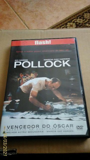 Dvd POLLOCK Filme Ed Harris Entrega IMEDIATA Marcia Gay Harden Leg. PT