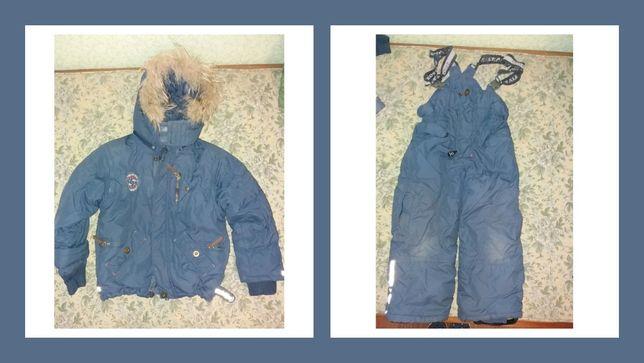Зимний костюм (куртка + штаны)