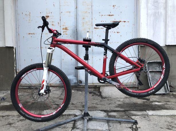 ns bikes the clash