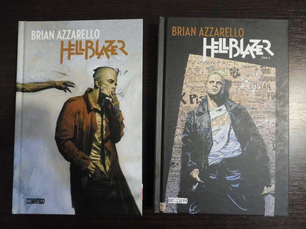 Hellblazer - Brian Azzerello [Tom 1 i 2]