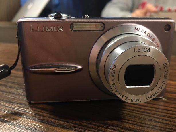 Aparat cyfrowy Panasonic Lumix DMC-FX30