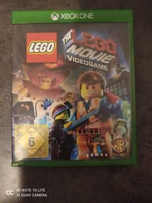 Gra Lego Movie Xbox One