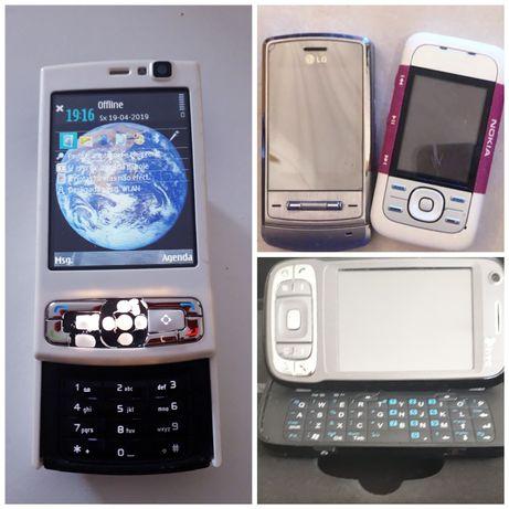 telemoveis: Nokia N95/ Htc TyTN II/ LG para colecionadores
